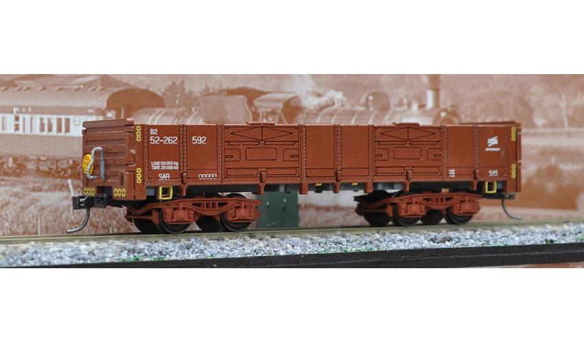 SAR B2 Wagon (Brown)