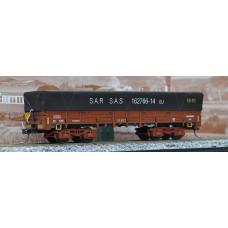 SAR B2 with SAR/SAS tarpaulin cover