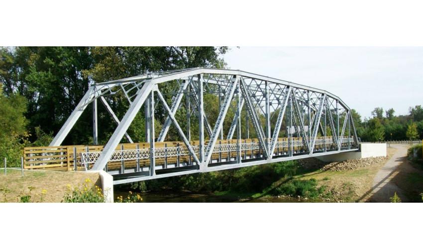 Warren Truss Bridge