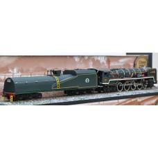 SAR Class 25NC Rovos Rail Worshond Tender